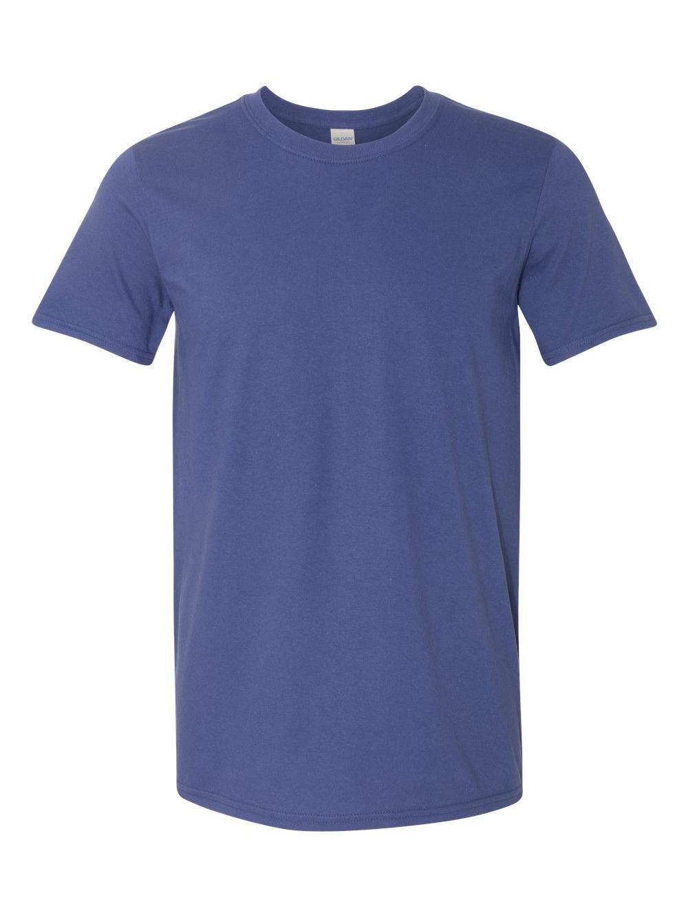 Gildan-Softstyle-T-Shirt-64000 thumbnail 129