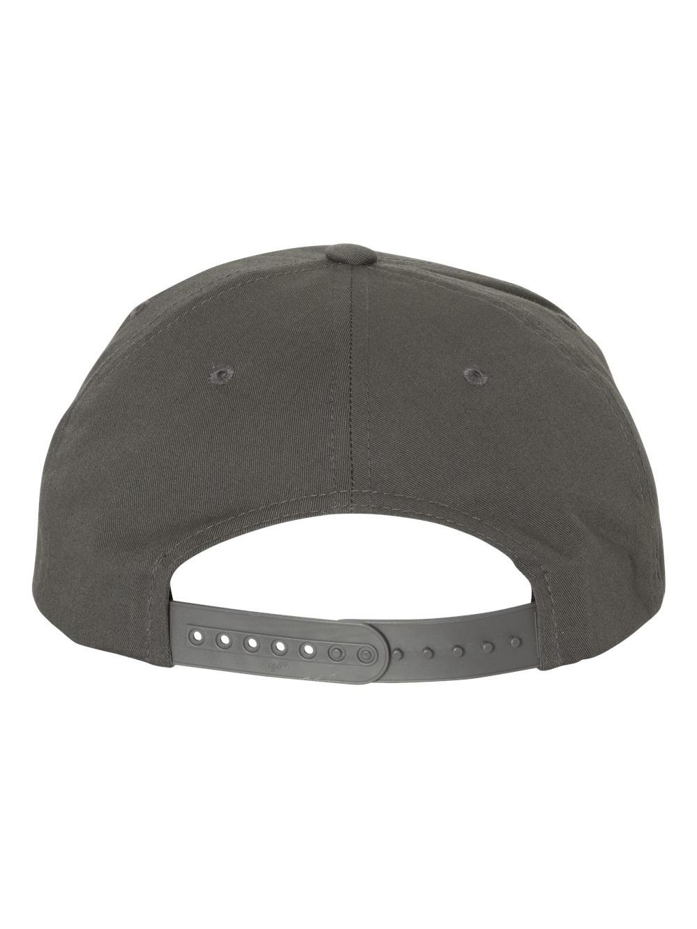178d4abc1 Yupoong - Unstructured Five-Panel Snapback Cap - 6502
