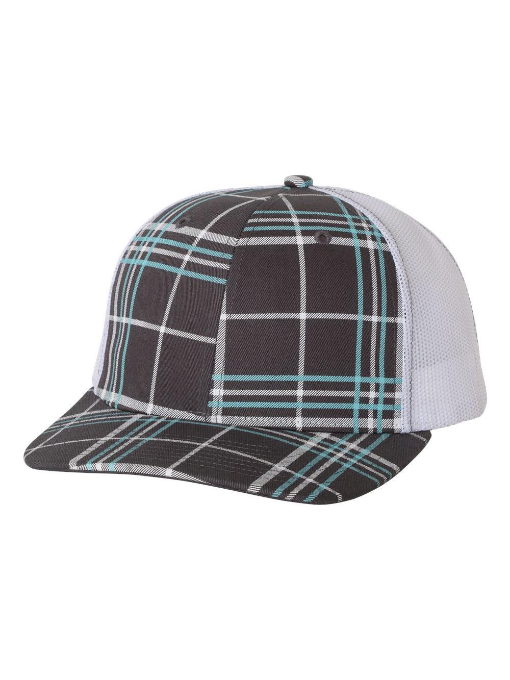 50 Richardson Trucker Patterned Snapback Cap 112p Baseball Hat ... c37cf8796ed