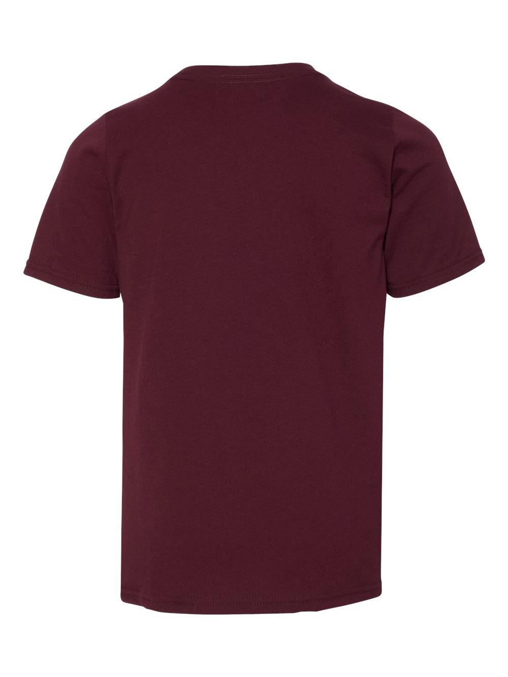 5cbee55d Russell Athletic Big Boys' Essential Short Sleeve Tee Maroon L. About this  product. Picture 1 of 4; Picture 2 of 4; Picture 3 of 4; Picture 4 of 4