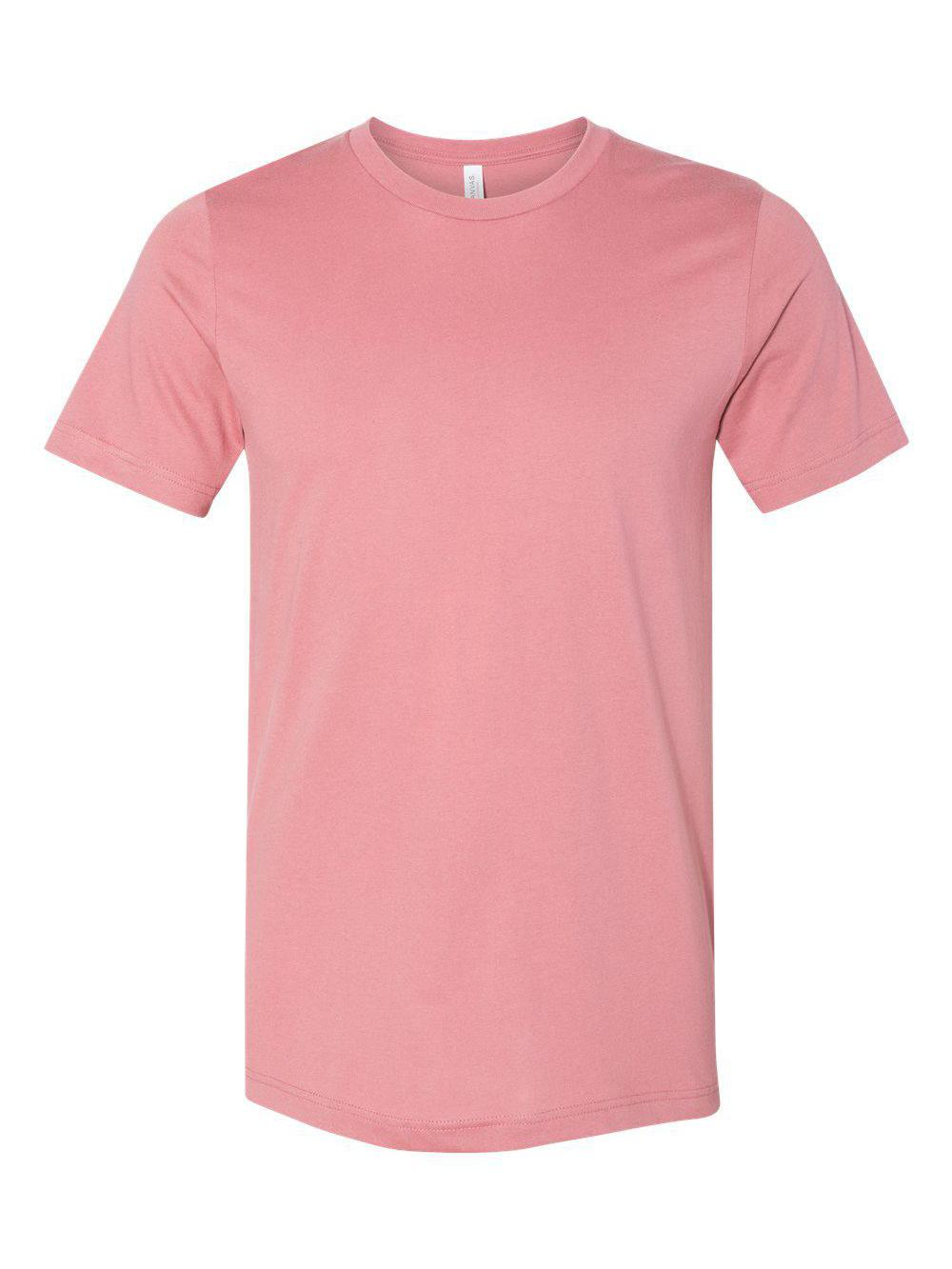 Bella-Canvas-Unisex-Short-Sleeve-Jersey-Tee-3001 thumbnail 75