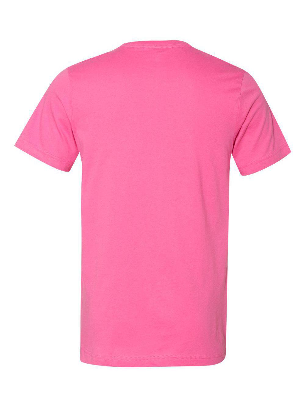 Bella-Canvas-Unisex-Short-Sleeve-Jersey-Tee-3001 thumbnail 37