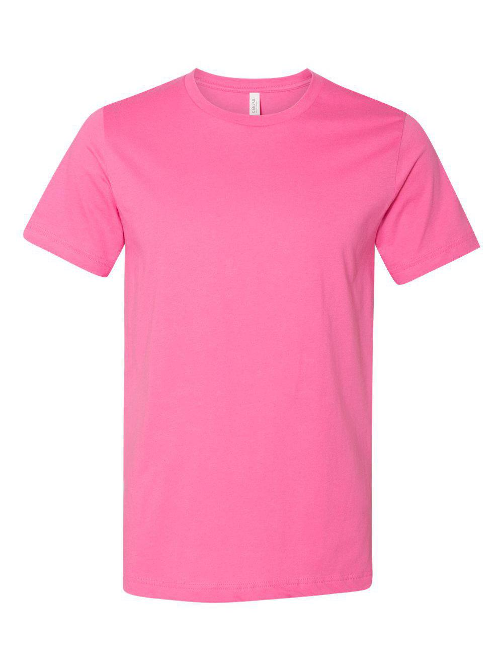 Bella-Canvas-Unisex-Short-Sleeve-Jersey-Tee-3001 thumbnail 36
