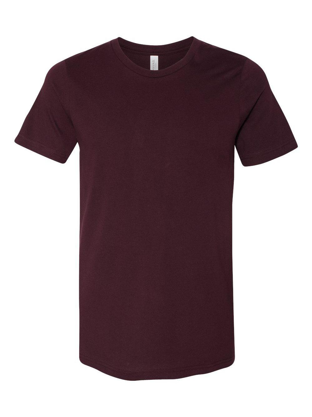 Bella-Canvas-Unisex-Short-Sleeve-Jersey-Tee-3001 thumbnail 99