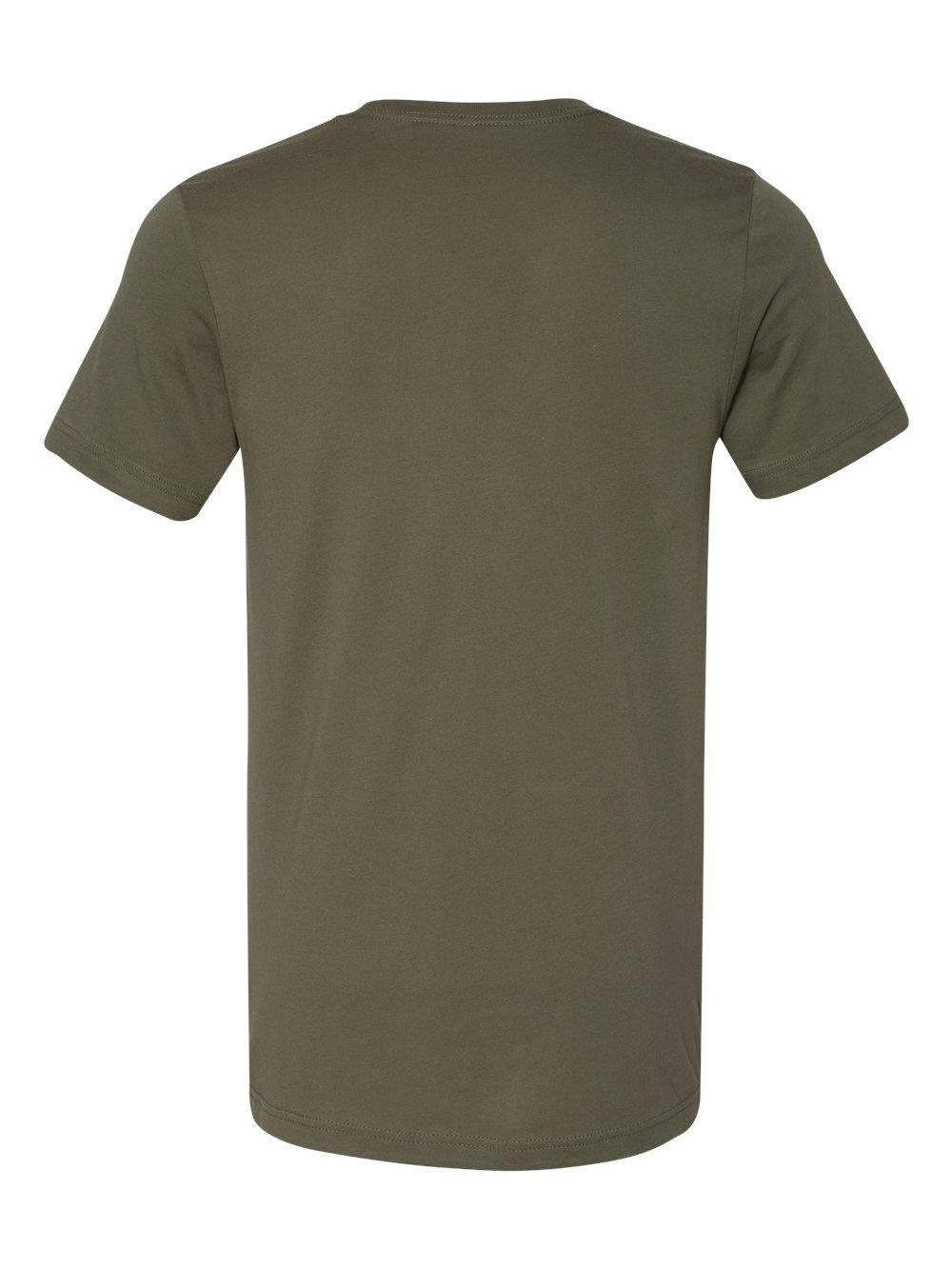 Bella-Canvas-Unisex-Short-Sleeve-Jersey-Tee-3001 thumbnail 79
