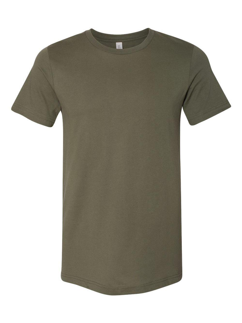Bella-Canvas-Unisex-Short-Sleeve-Jersey-Tee-3001 thumbnail 78