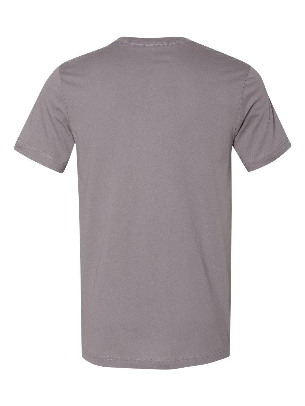 Bella-Canvas-Unisex-Short-Sleeve-Jersey-Tee-3001 thumbnail 124