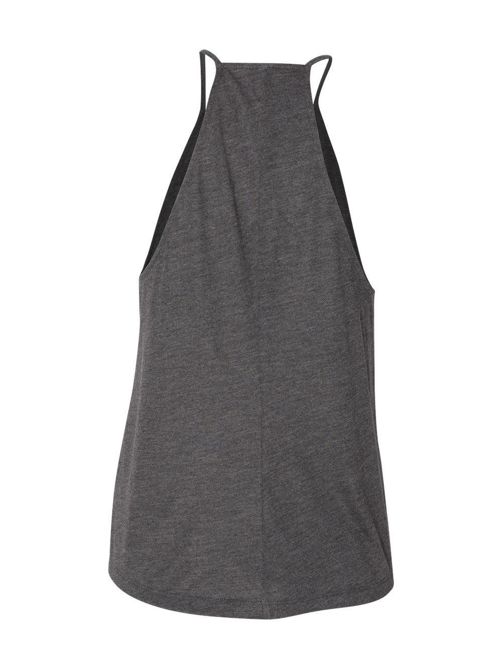 Bella-Canvas-Women-039-s-Flowy-High-Neck-Tank-8809 thumbnail 7