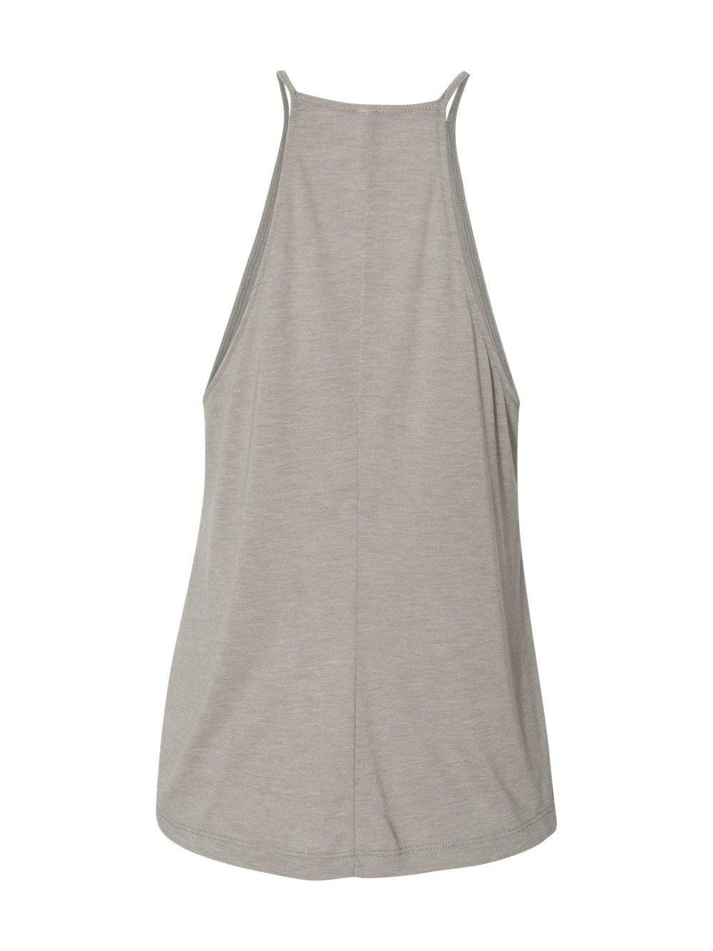 Bella-Canvas-Women-039-s-Flowy-High-Neck-Tank-8809 thumbnail 10