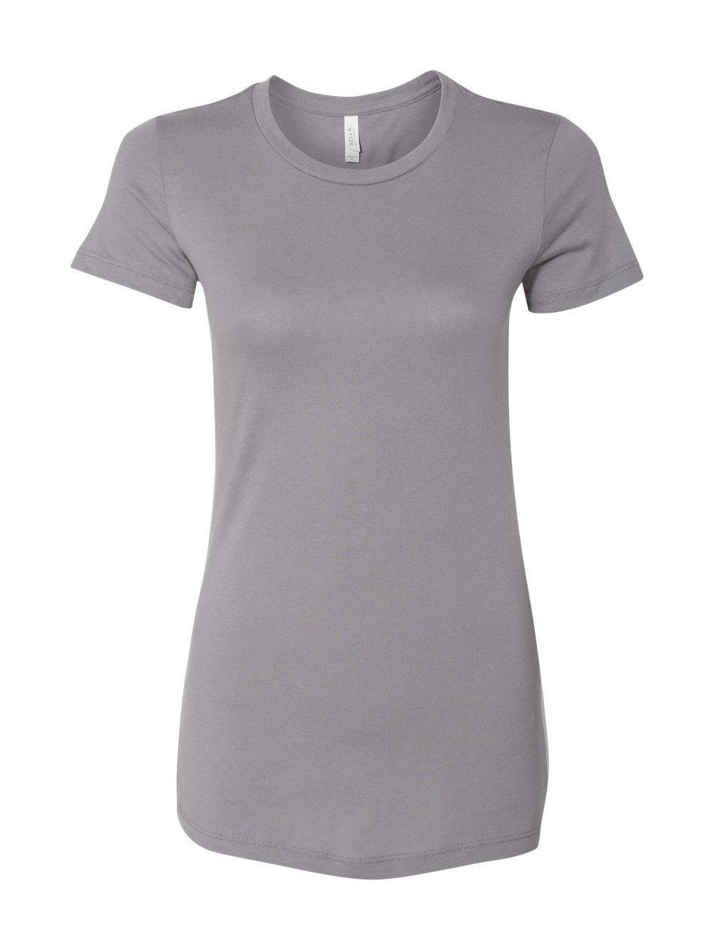 Bella-Canvas-Women-039-s-The-Favorite-Tee-6004 thumbnail 111