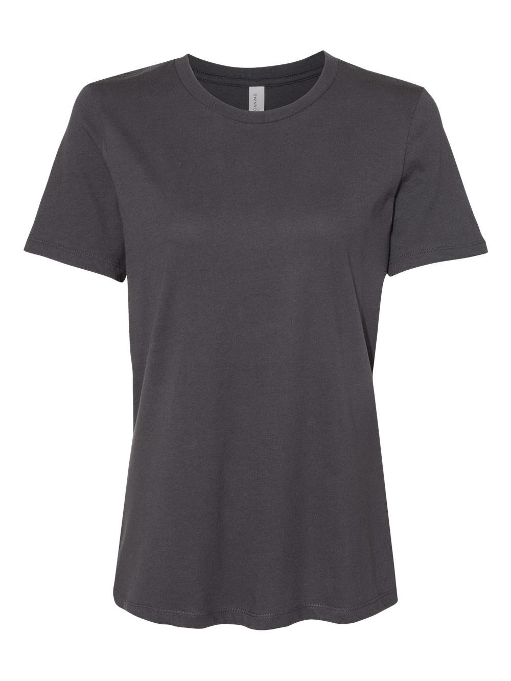 Bella-Canvas-Women-039-s-Relaxed-Short-Sleeve-Jersey-Tee-6400 thumbnail 21