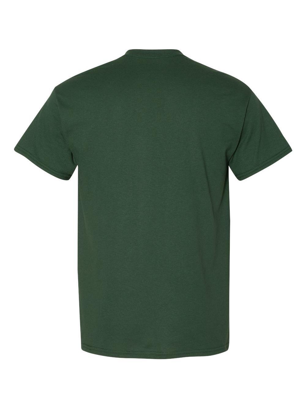 Gildan-DryBlend-50-50-T-Shirt-8000 thumbnail 100