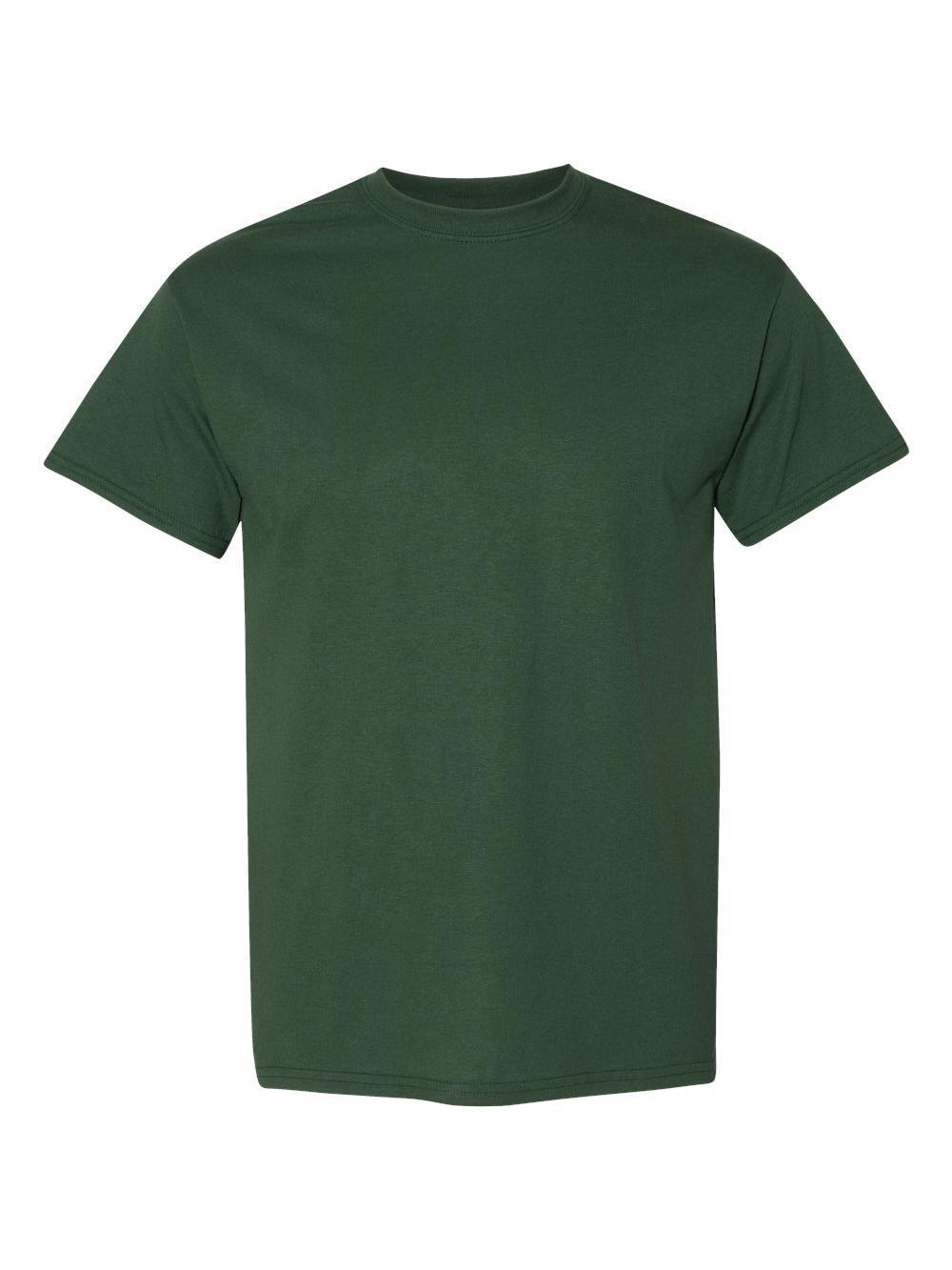 Gildan-DryBlend-50-50-T-Shirt-8000 thumbnail 99