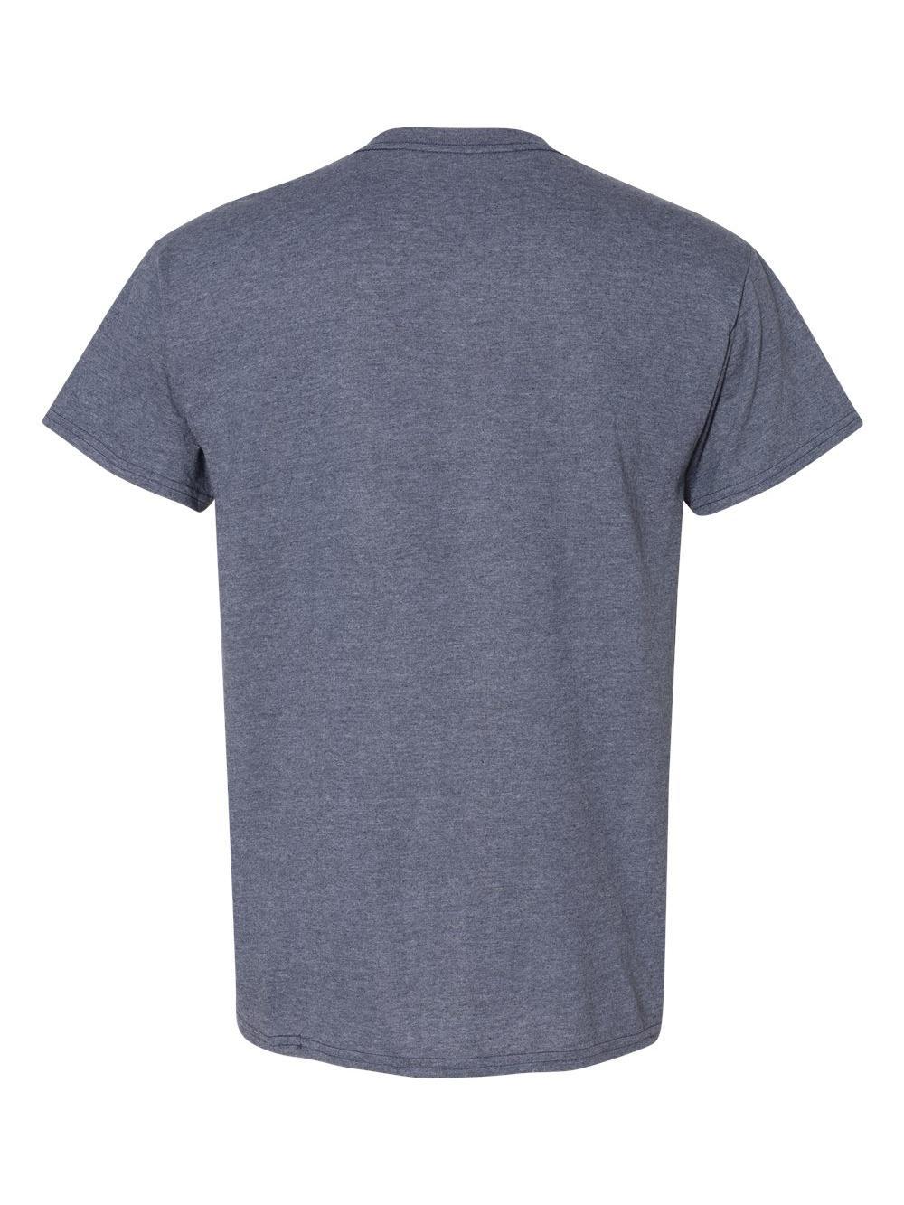 Gildan-DryBlend-50-50-T-Shirt-8000 thumbnail 37