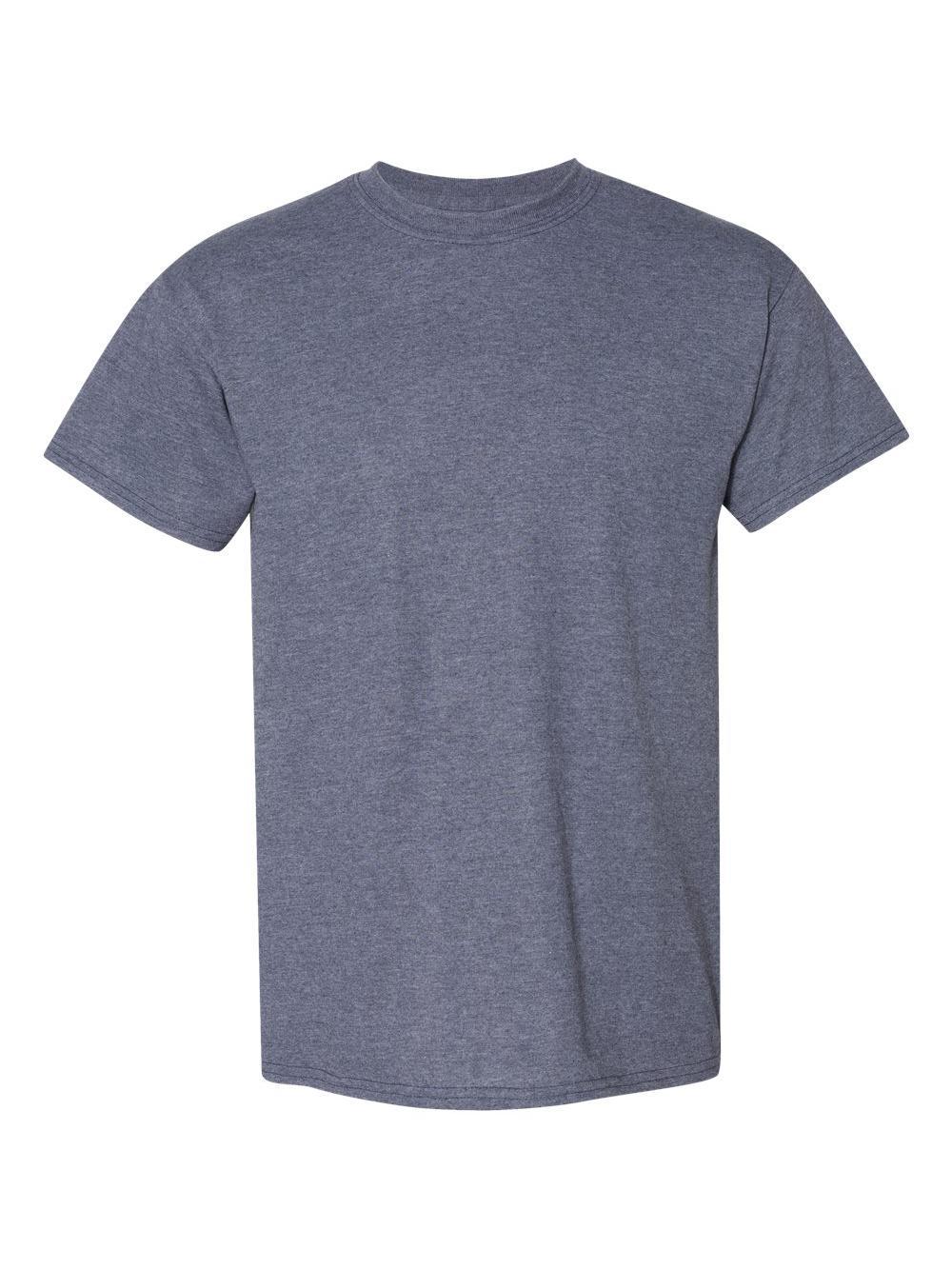 Gildan-DryBlend-50-50-T-Shirt-8000 thumbnail 36