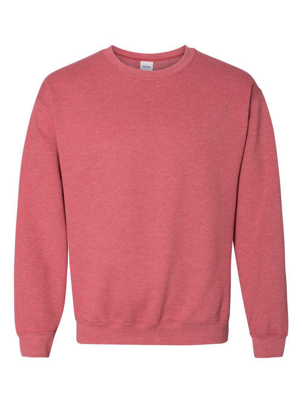 Gildan-Heavy-Blend-Crewneck-Sweatshirt-18000 thumbnail 54