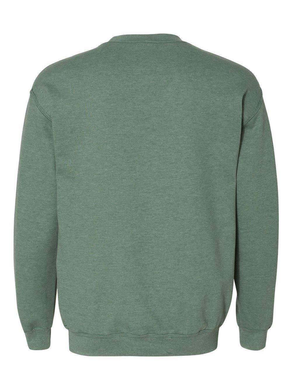 Gildan-Heavy-Blend-Crewneck-Sweatshirt-18000 thumbnail 45