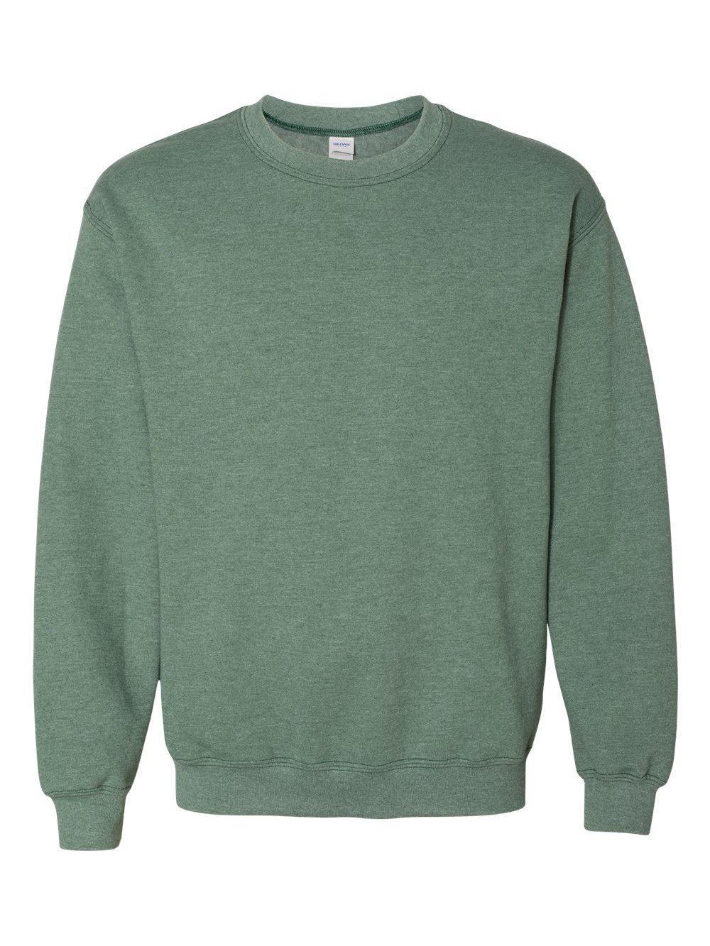 Gildan-Heavy-Blend-Crewneck-Sweatshirt-18000 thumbnail 44