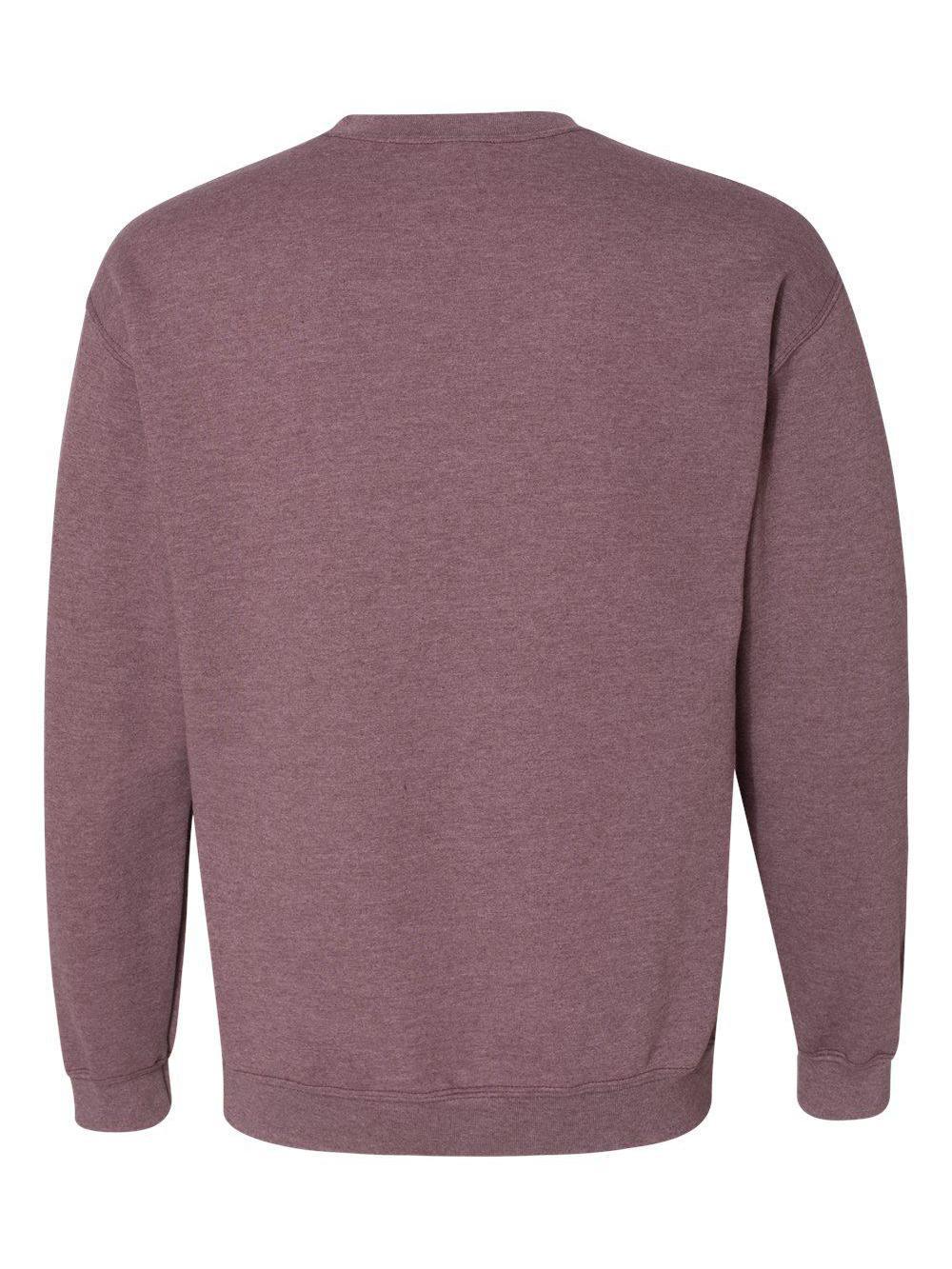 Gildan-Heavy-Blend-Crewneck-Sweatshirt-18000 thumbnail 46