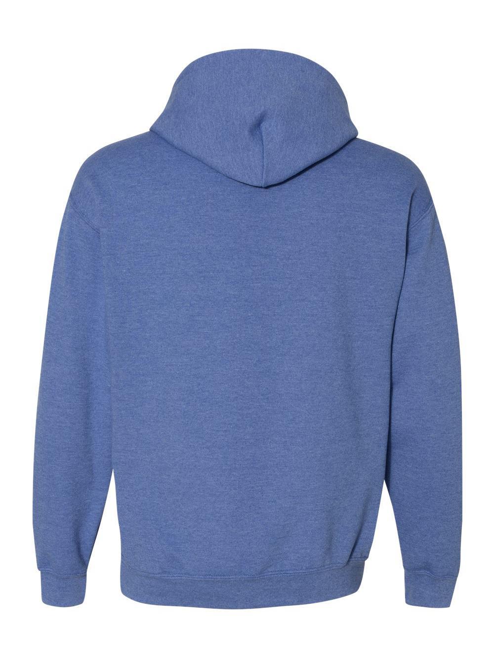 Gildan-Heavy-Blend-Hooded-Sweatshirt-18500 miniatura 55