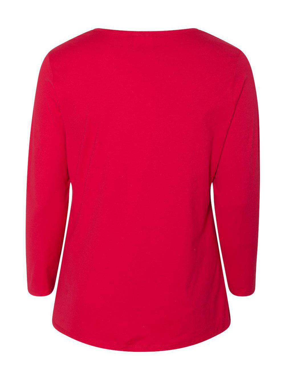 Just-My-Size-Women-039-s-Long-Sleeve-T-Shirt-JMS40 thumbnail 10