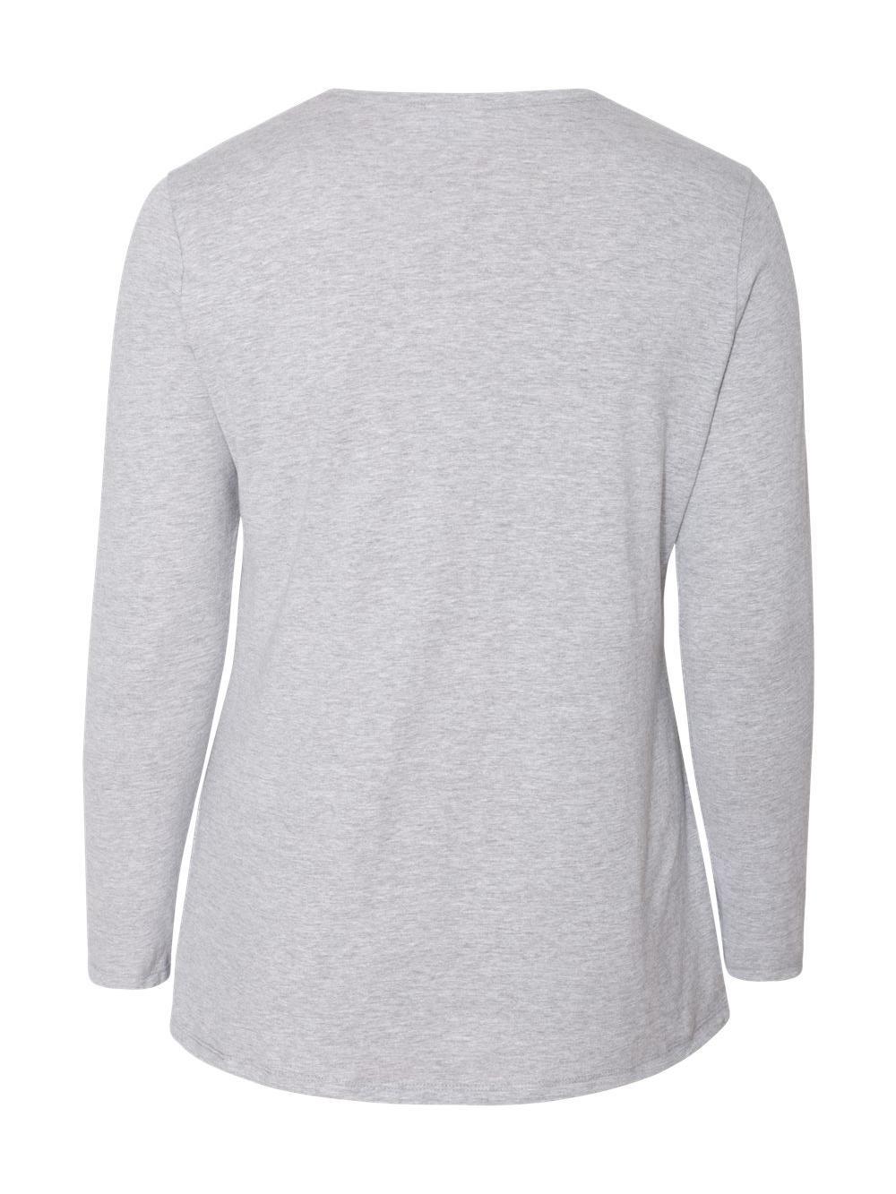 Just-My-Size-Women-039-s-Long-Sleeve-T-Shirt-JMS40 thumbnail 13
