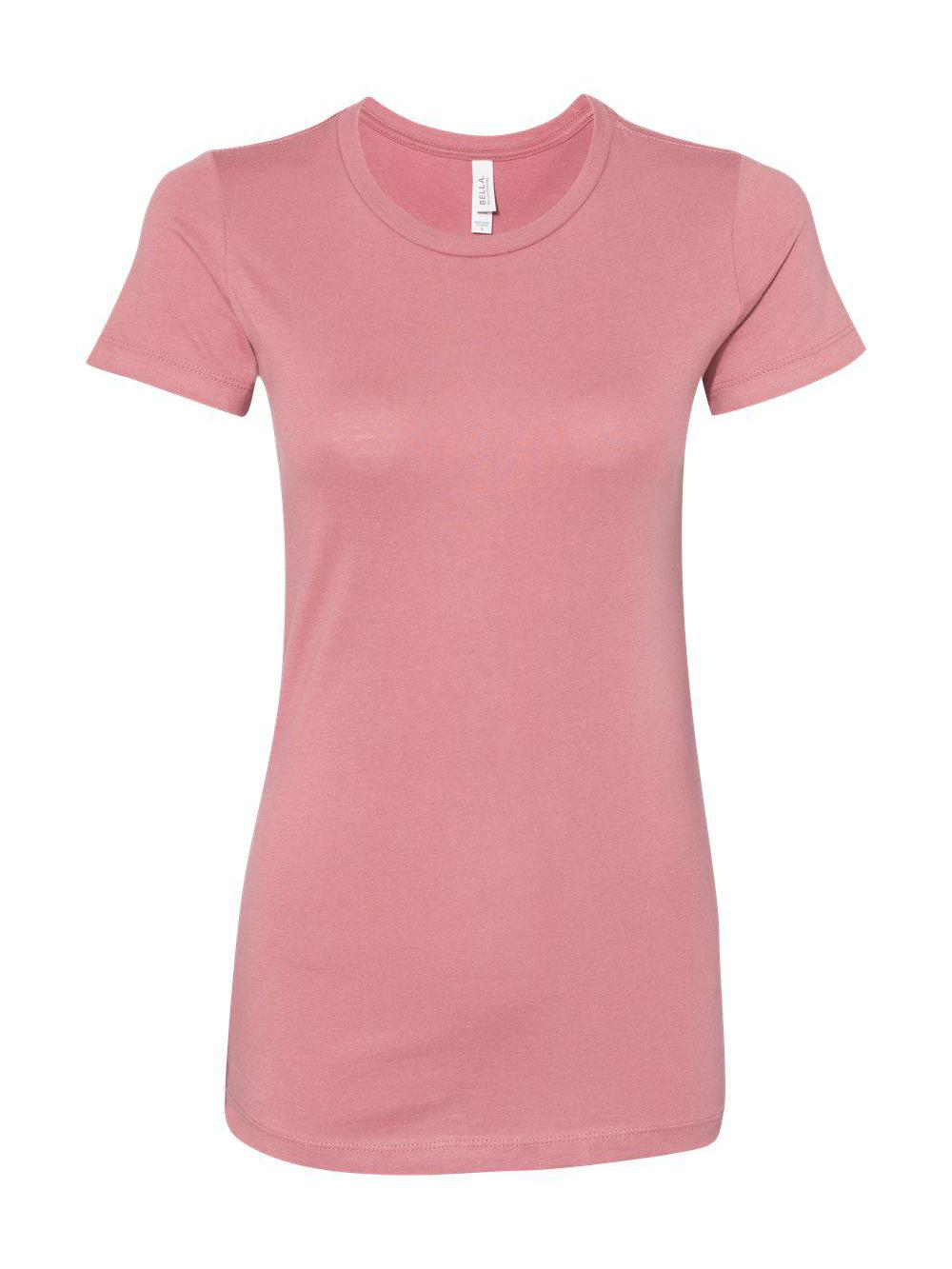 Bella-Canvas-Women-039-s-The-Favorite-Tee-6004 thumbnail 84