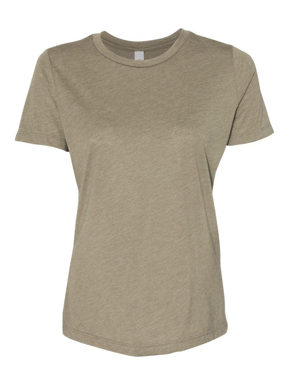 Bella-Canvas-Women-039-s-Relaxed-Short-Sleeve-Jersey-Tee-6400 thumbnail 63