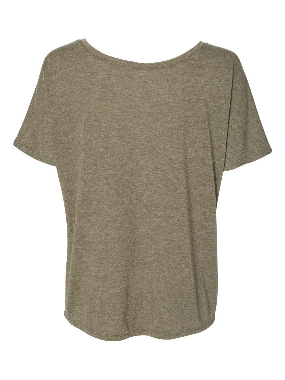 Bella-Canvas-Women-039-s-Slouchy-Tee-8816 thumbnail 34