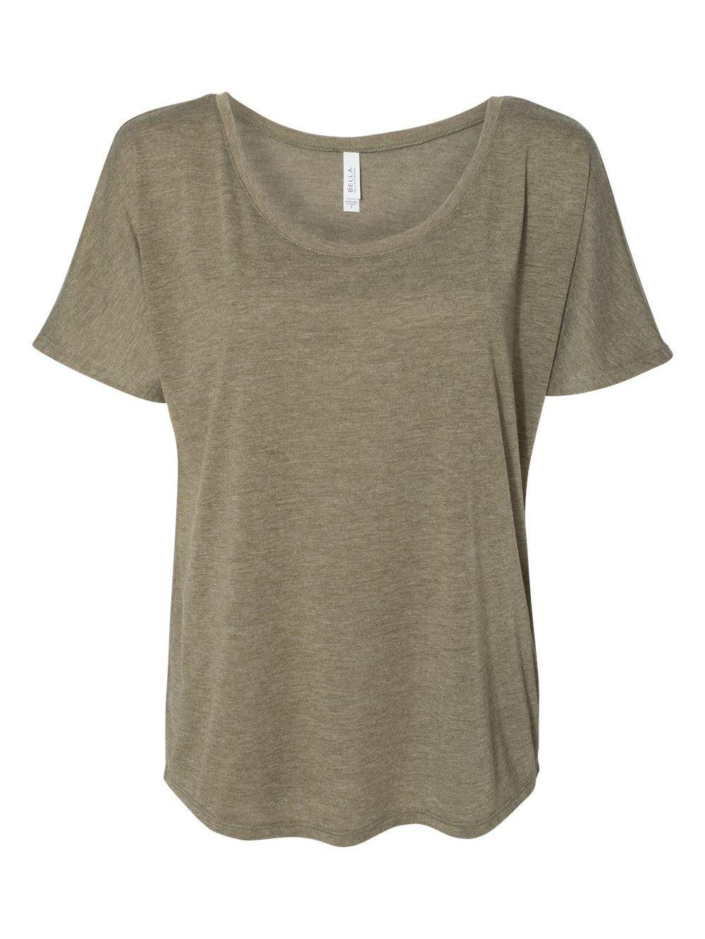 Bella-Canvas-Women-039-s-Slouchy-Tee-8816 thumbnail 33