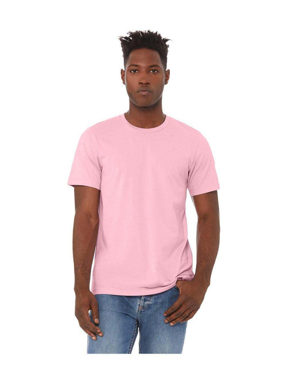 Bella-Canvas-Unisex-Short-Sleeve-Jersey-Tee-3001 thumbnail 66