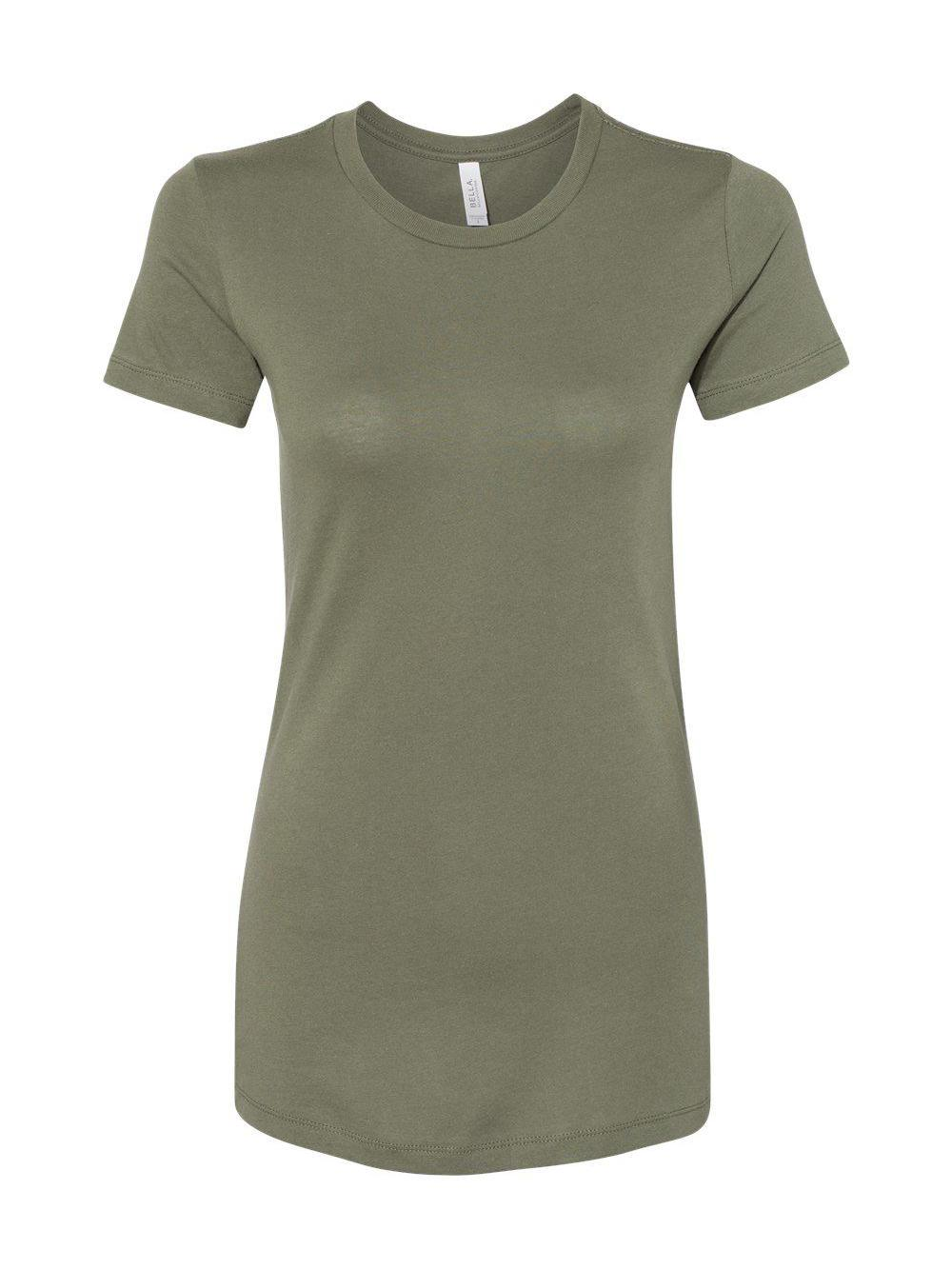 Bella-Canvas-Women-039-s-The-Favorite-Tee-6004 thumbnail 87