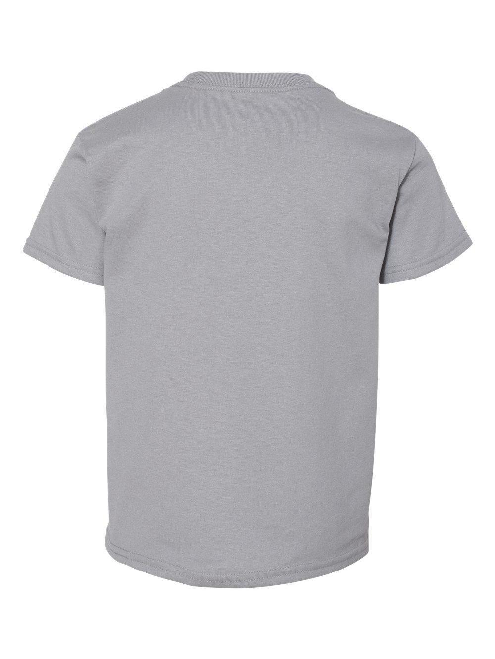 Gildan-DryBlend-Youth-50-50-T-Shirt-8000B thumbnail 34
