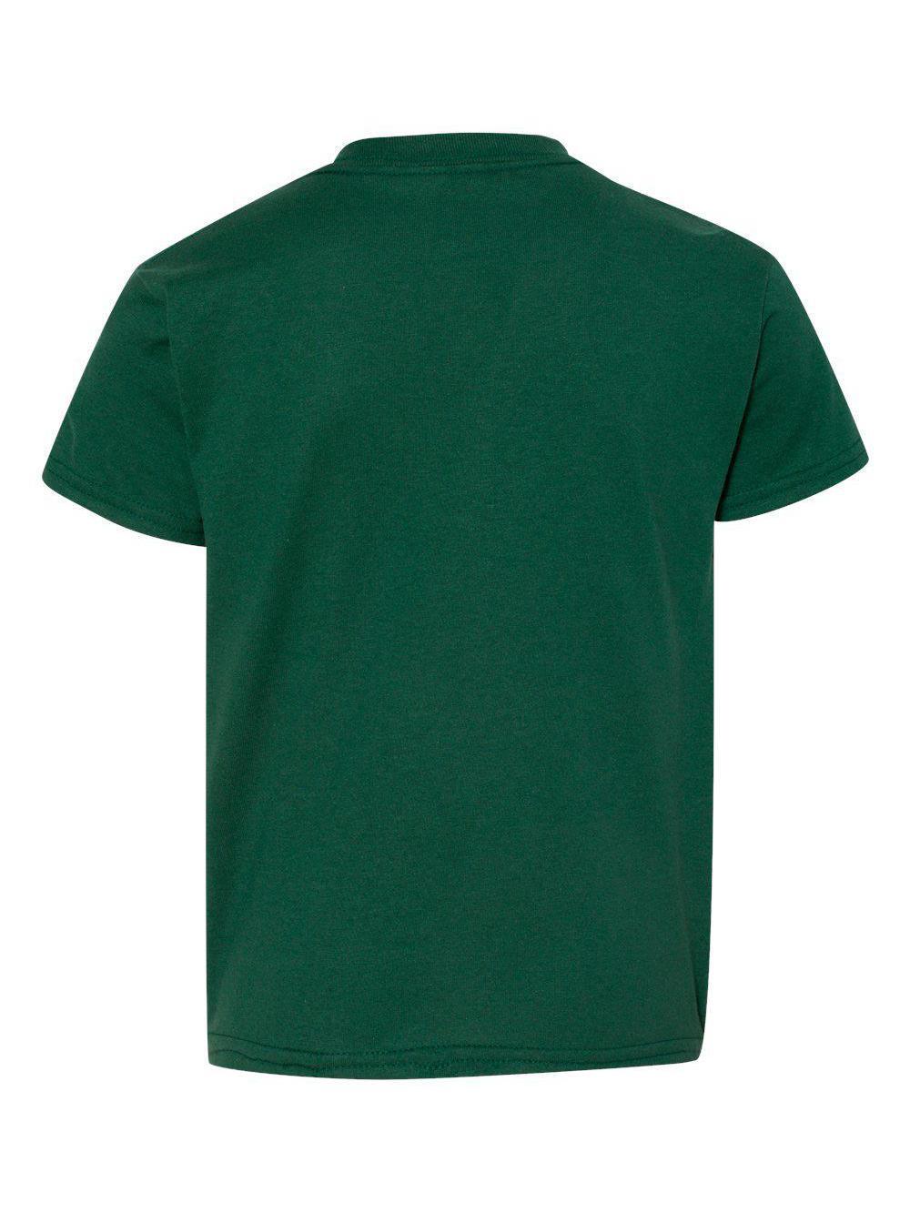 Gildan-DryBlend-Youth-50-50-T-Shirt-8000B thumbnail 91