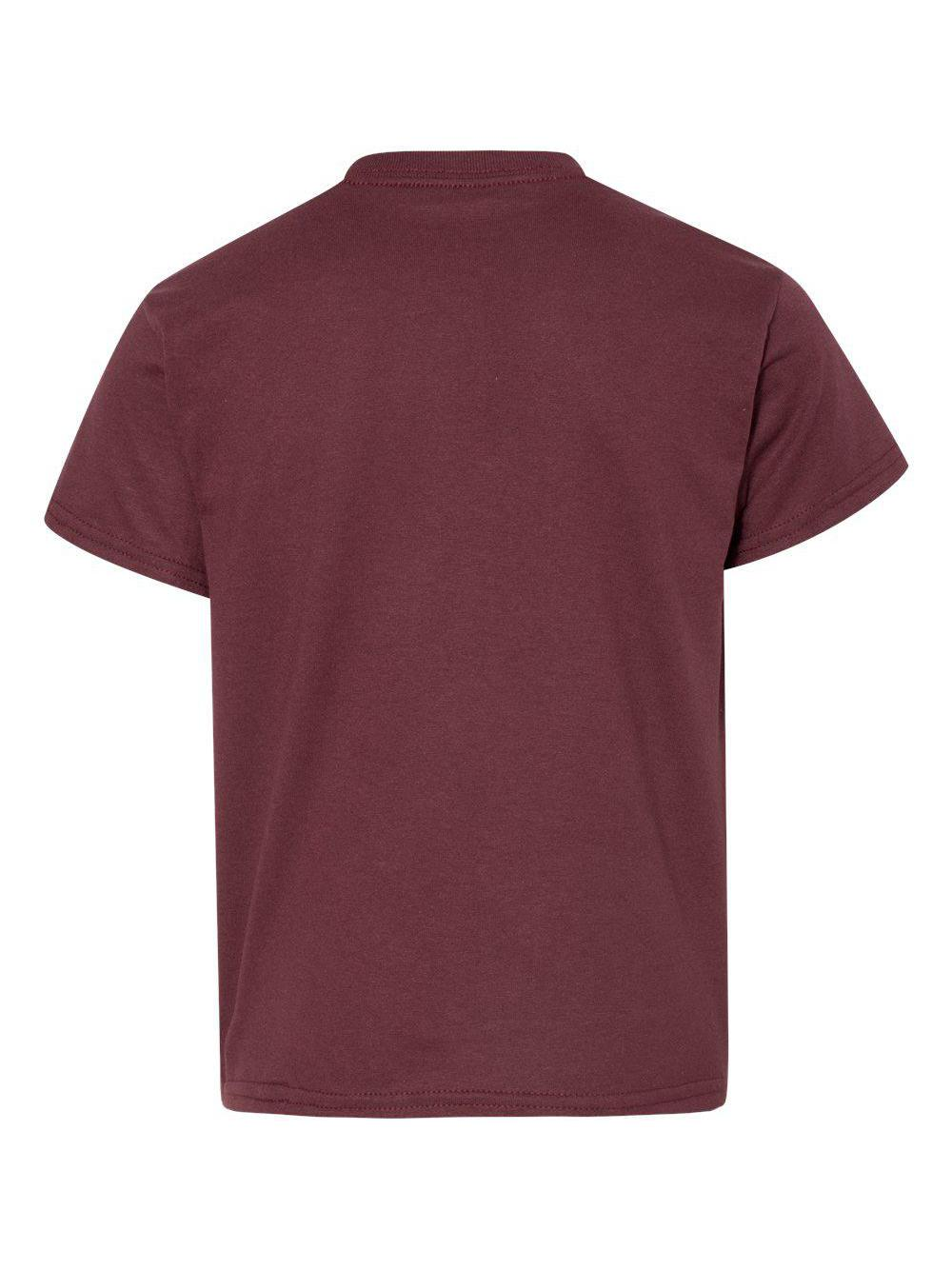 Gildan-DryBlend-Youth-50-50-T-Shirt-8000B thumbnail 94
