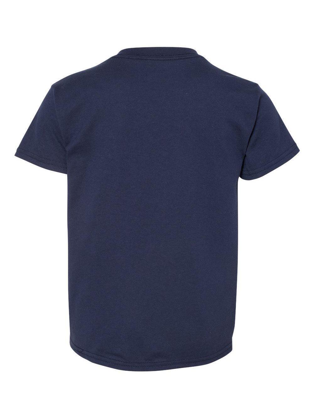 Gildan-DryBlend-Youth-50-50-T-Shirt-8000B thumbnail 97