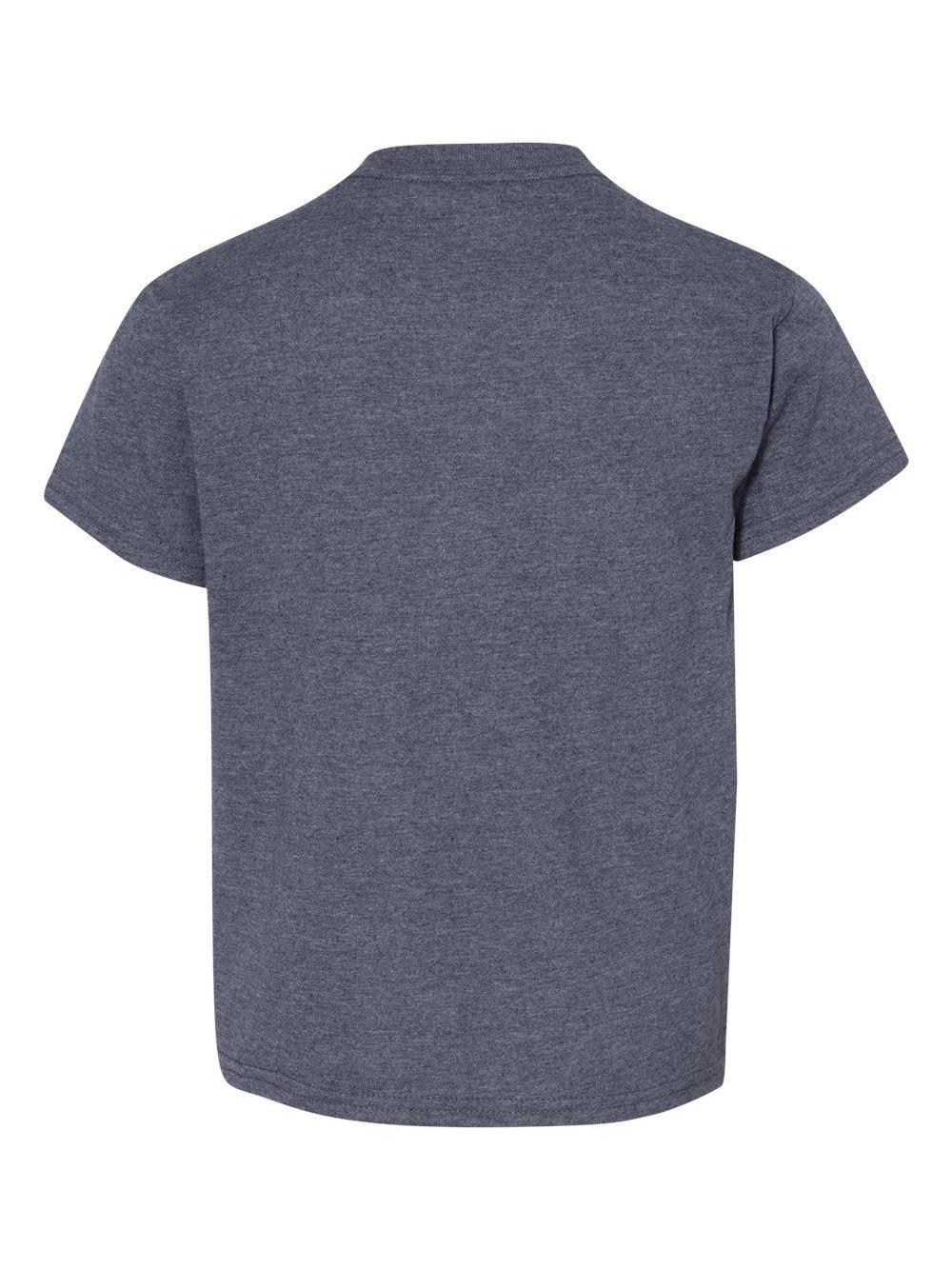 Gildan-DryBlend-Youth-50-50-T-Shirt-8000B thumbnail 37