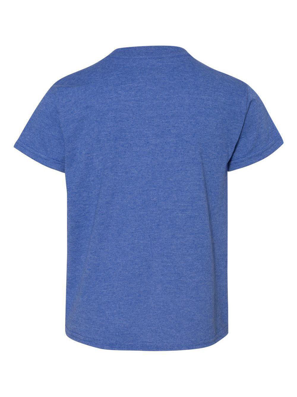 Gildan-DryBlend-Youth-50-50-T-Shirt-8000B thumbnail 40