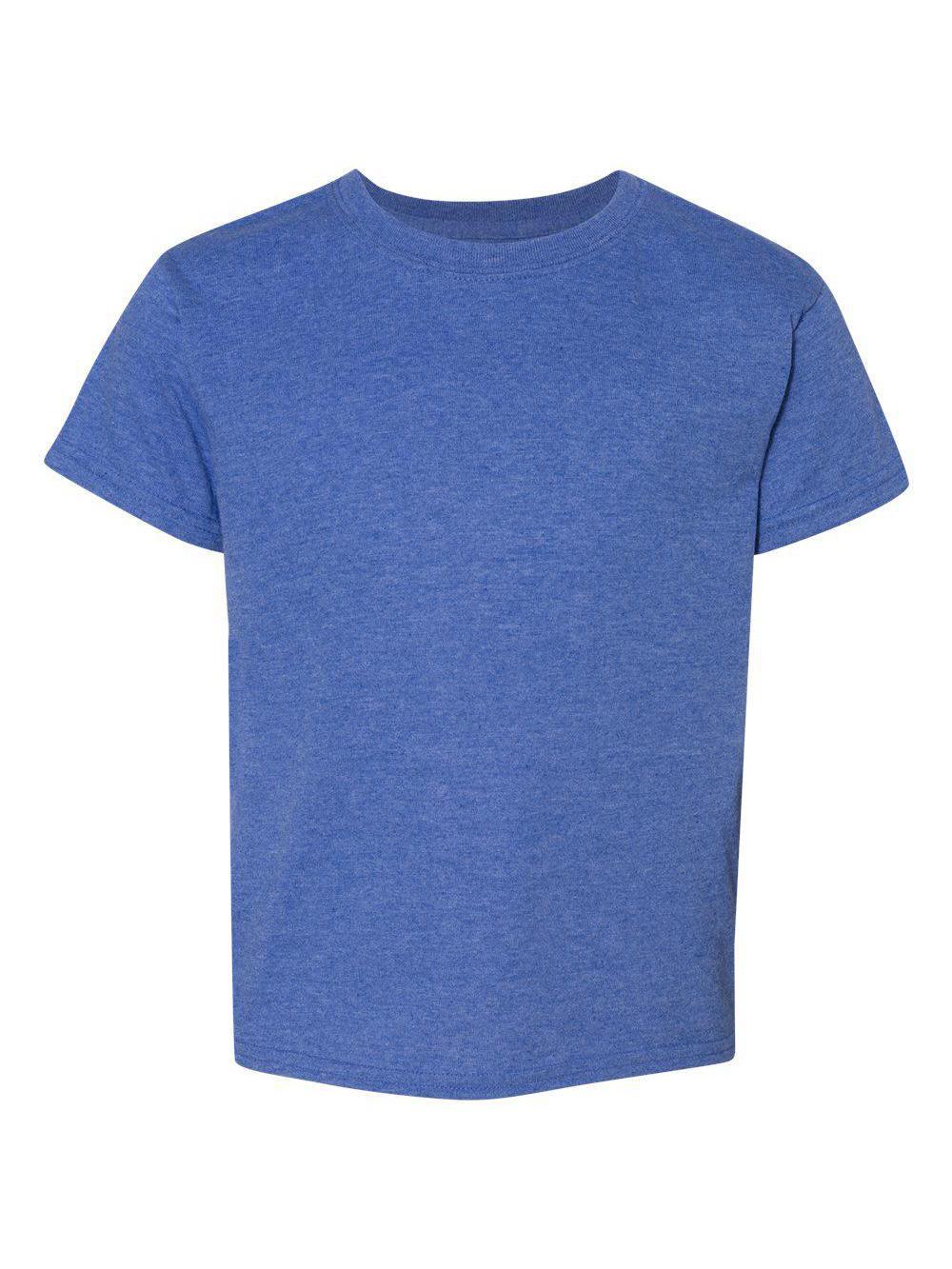 Gildan-DryBlend-Youth-50-50-T-Shirt-8000B thumbnail 39