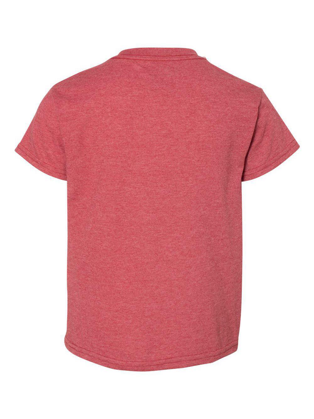 Gildan-DryBlend-Youth-50-50-T-Shirt-8000B thumbnail 43