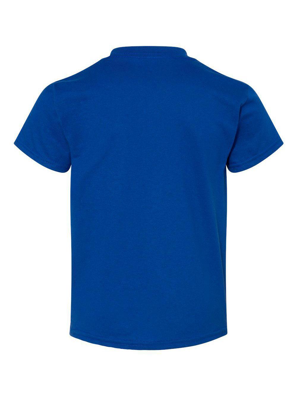 Gildan-DryBlend-Youth-50-50-T-Shirt-8000B thumbnail 103