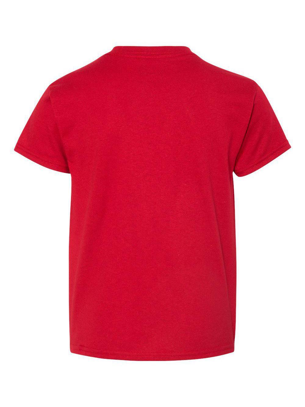 Gildan-DryBlend-Youth-50-50-T-Shirt-8000B thumbnail 106