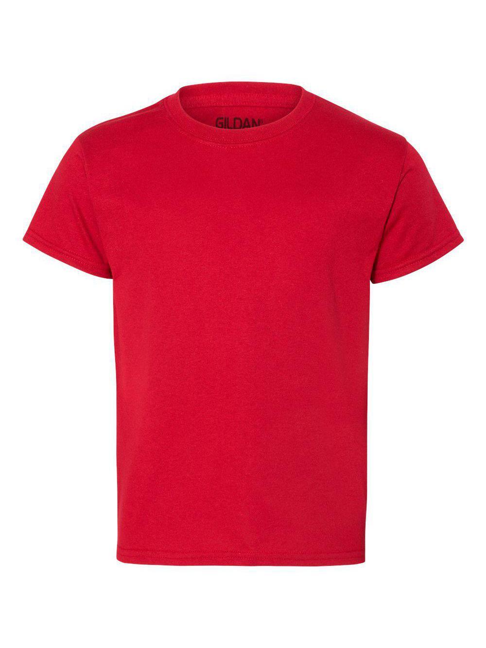 Gildan-DryBlend-Youth-50-50-T-Shirt-8000B thumbnail 105