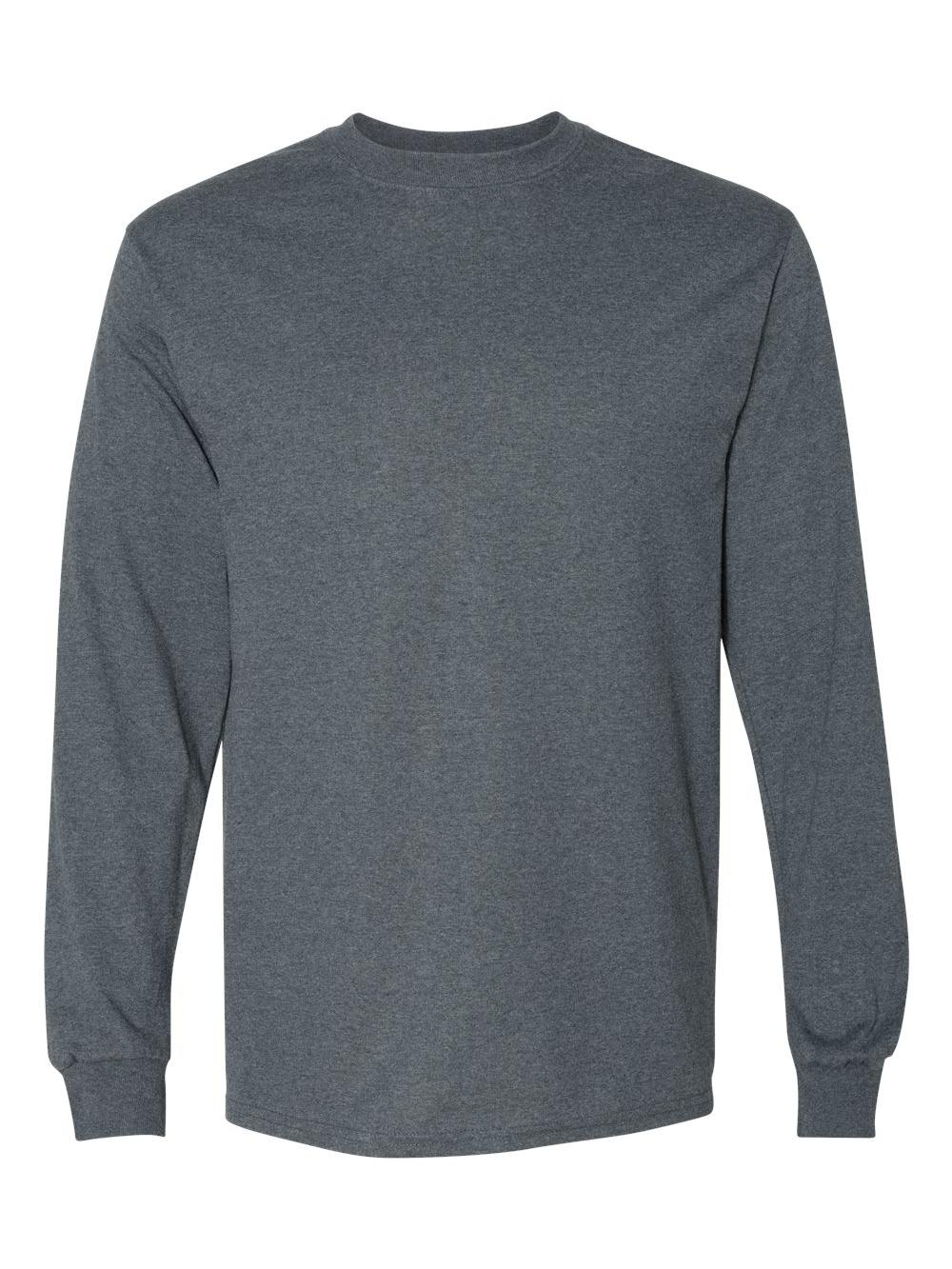 Gildan-DryBlend-50-50-Long-Sleeve-T-Shirt-8400 thumbnail 12
