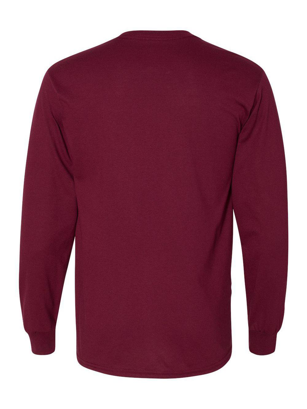 Gildan-DryBlend-50-50-Long-Sleeve-T-Shirt-8400 thumbnail 22