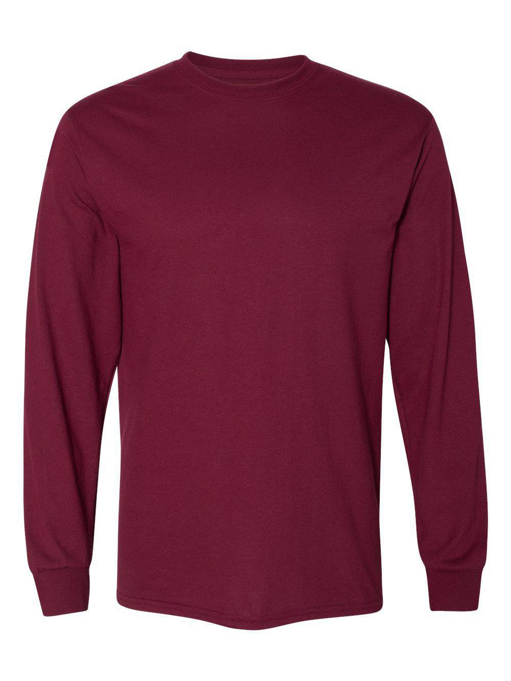 Gildan-DryBlend-50-50-Long-Sleeve-T-Shirt-8400 thumbnail 21