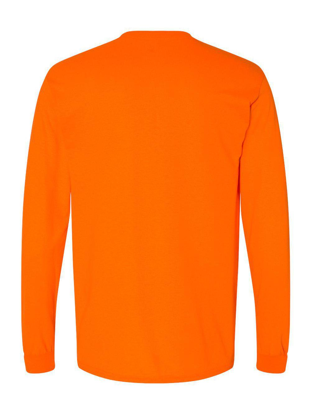 Gildan-DryBlend-50-50-Long-Sleeve-T-Shirt-8400 thumbnail 37