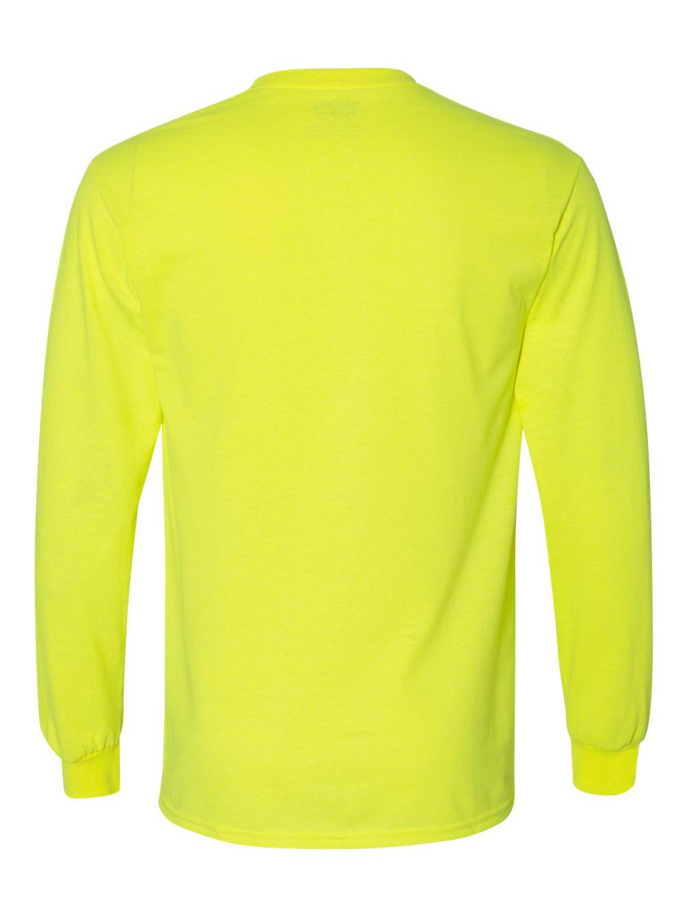 Gildan-DryBlend-50-50-Long-Sleeve-T-Shirt-8400 thumbnail 40