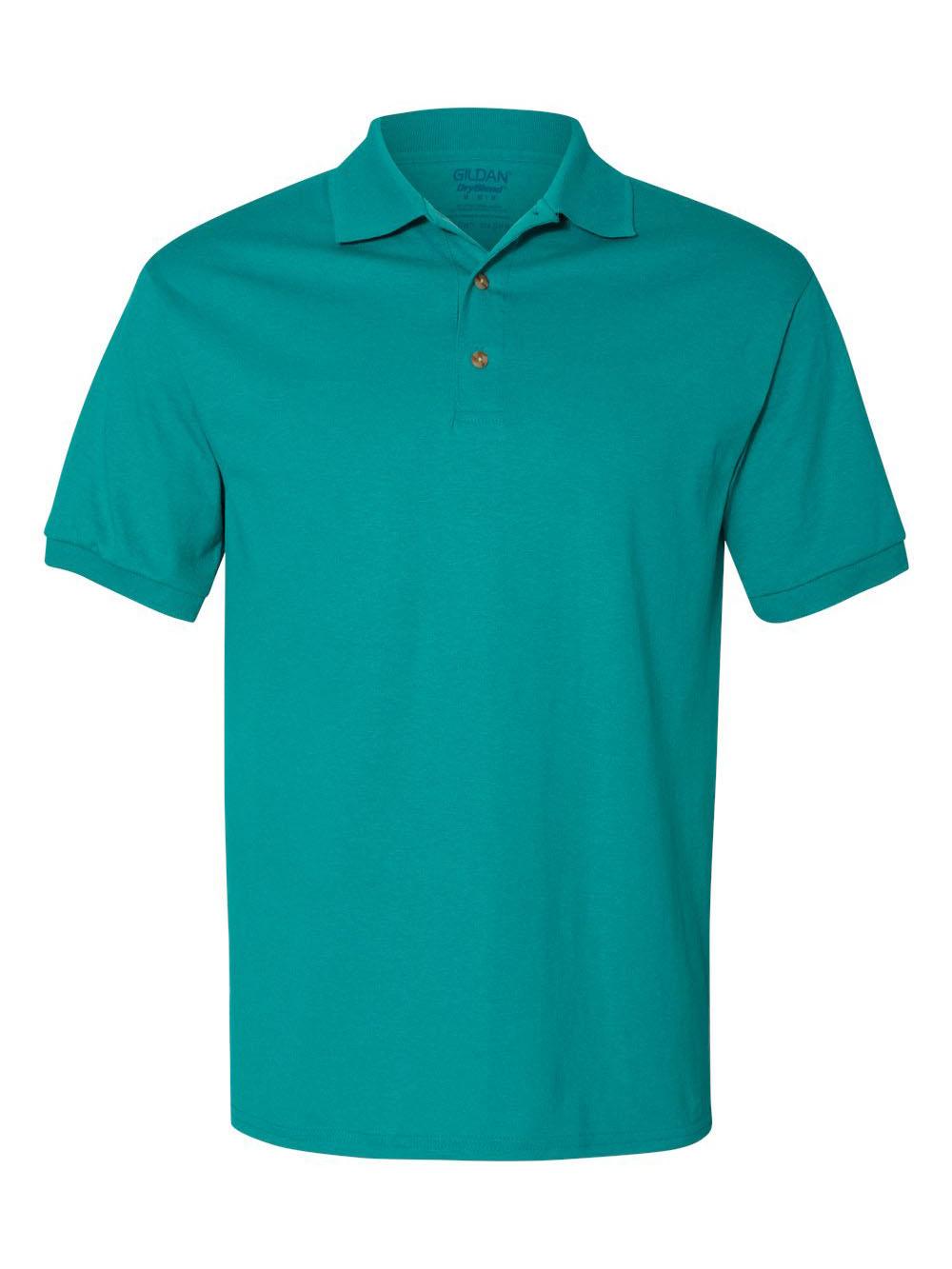 Gildan-DryBlend-Jersey-Sport-Shirt-8800 thumbnail 30