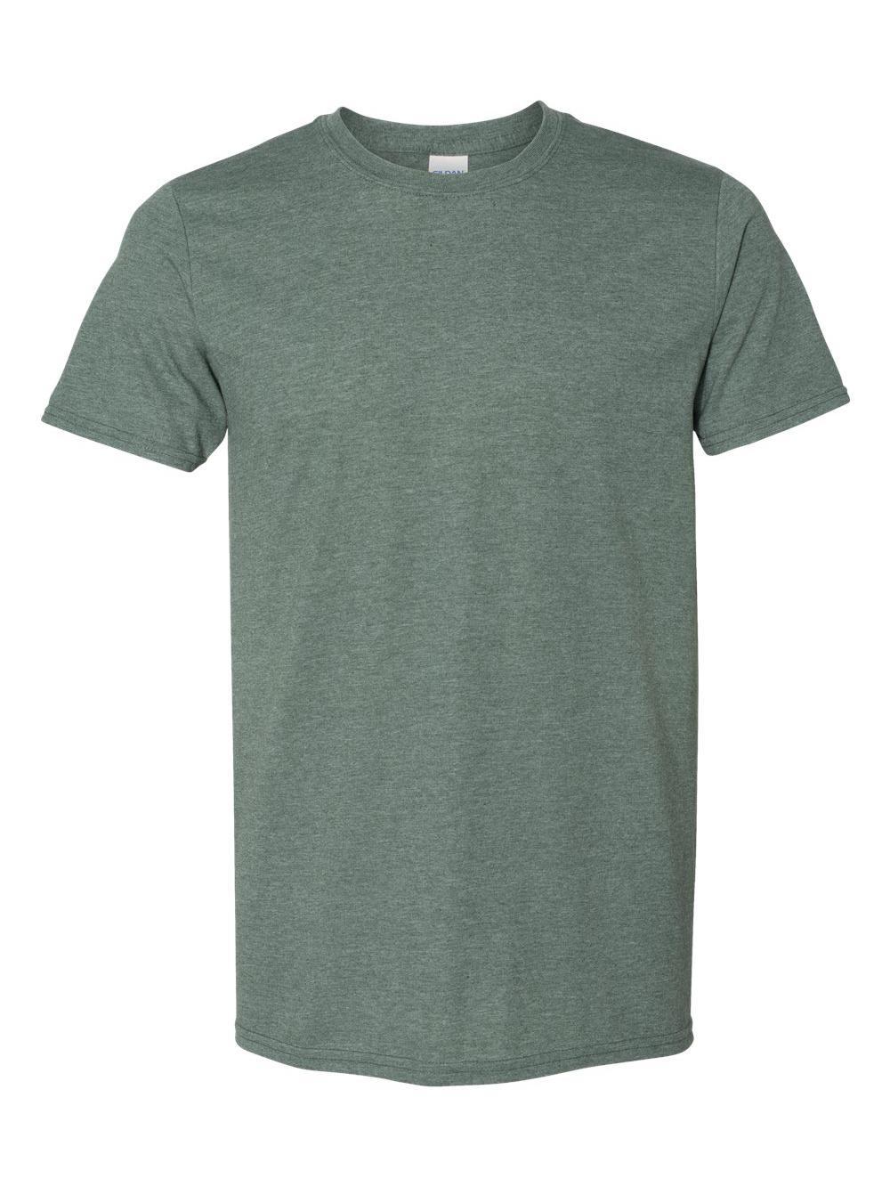 Gildan-Softstyle-T-Shirt-64000 thumbnail 60